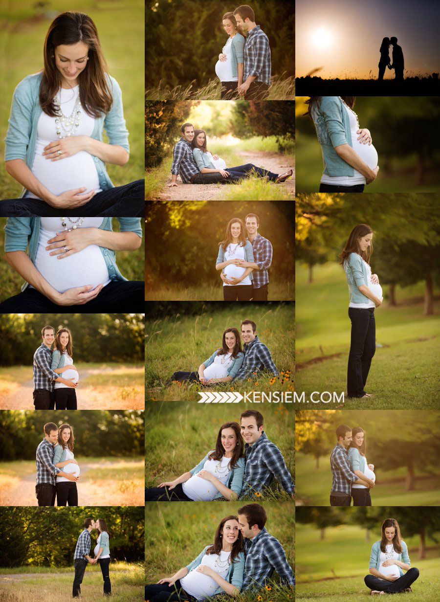 Maternity Photography. Maternity and Couple Poses. Outdoor maternity portraits. www.kensiem.com | Winchester Virginia Maternity Photographer