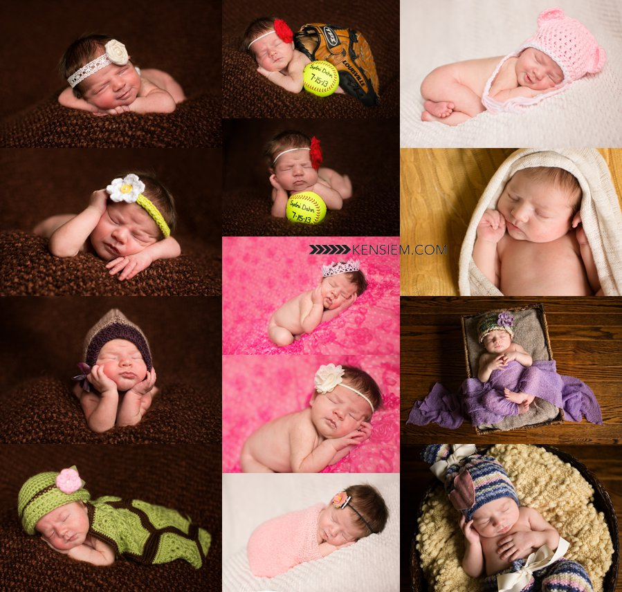 LOUDON COUNTY NEWBORN PHOTOGRAPHER | Indoor Newborn Session