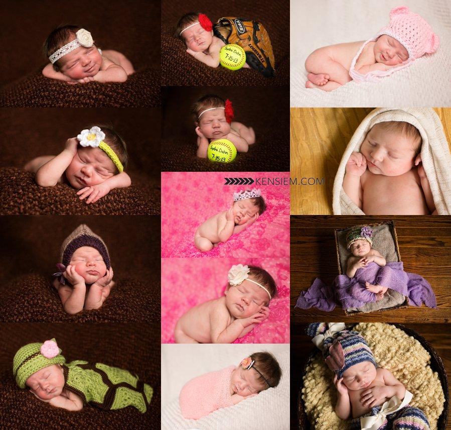 LOUDON COUNTY NEWBORN PHOTOGRAPHER | Indoor Newborn Session