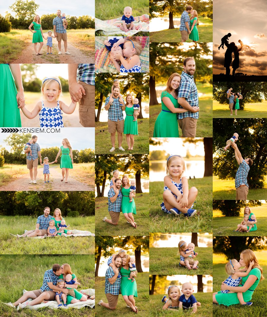 LOUDON COUNTY FAMILY PHOTOGRAPHER | Outdoor Family Session