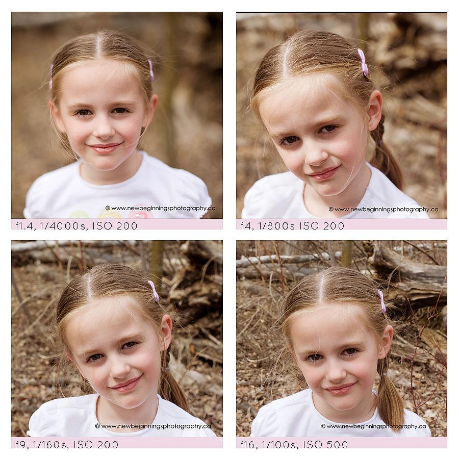 """Week 2 of """"14 Weeks to Beautiful Photos""""-aperture featuring Lynnea Wilson. www.kensiem.com/blog"""