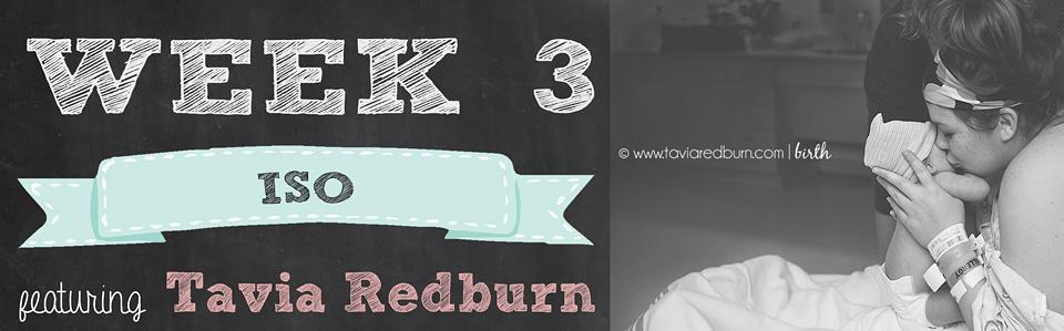 """14 Weeks to Beautiful Photos""- Week 3 ISO featuring Tavia Redburn"