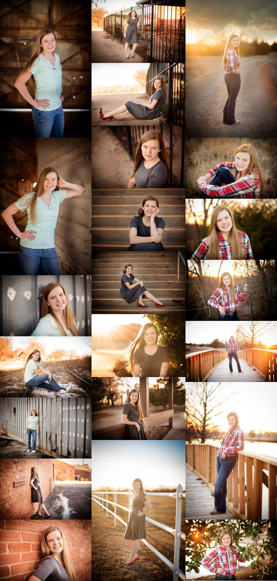Northern Virginia Senior Photography. Winchester VA Senior Photographer. Senior Girl Poses. Outdoor senior girl portraits. www.kensiem.com | Northern Virginia Photographer
