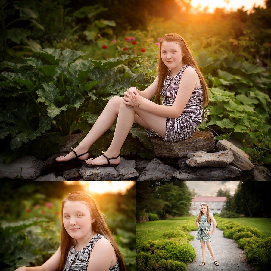 Northern Virginia Tween Photography. Winchester VA Tween Girl Photographer. Tween Girl Poses. www.kensiem.com | Northern Virginia Photographer