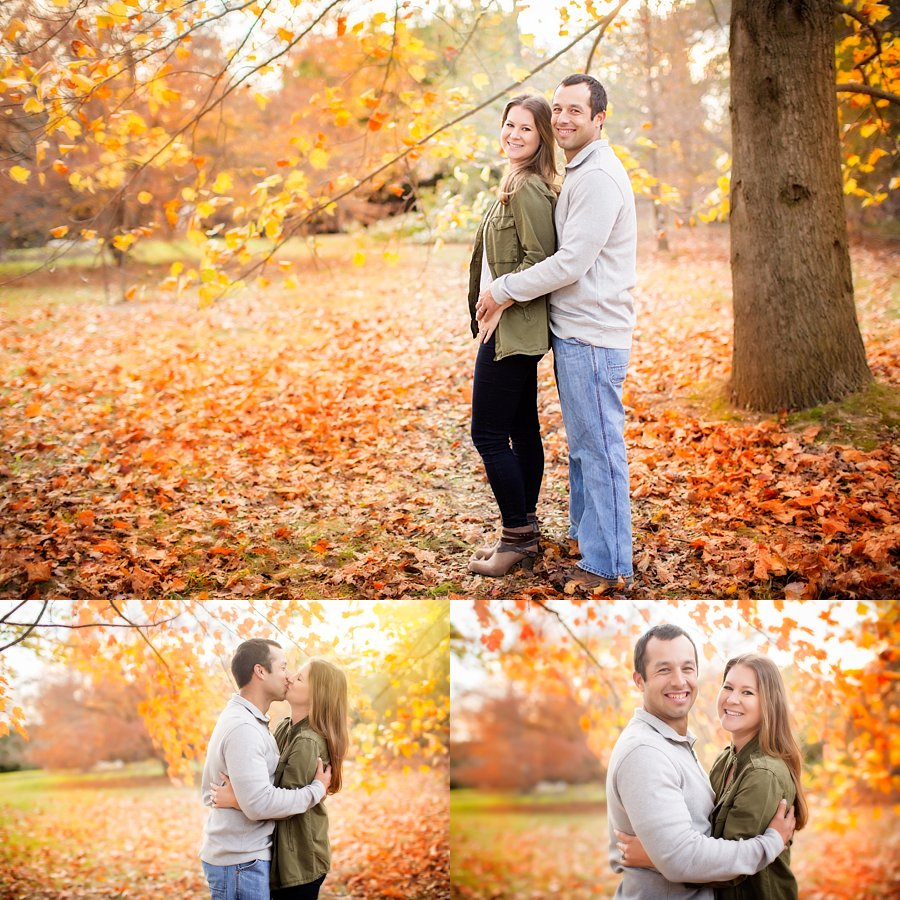 Click to See More! Northern Virginia Family Photography. Winchester VA Family Photographer. Family of Three Poses. Outdoor fall family portraits. www.kensiem.com | Northern Virginia Photographer