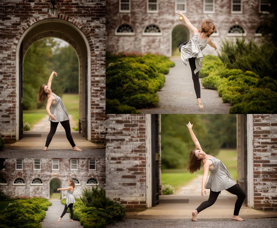 Click to See More! Northern Virginia Dance Photography. Winchester VA Dance Photographer. Modern Dance Poses. Outdoor urban dance portraits. www.kensiem.com | Northern Virginia Photographer