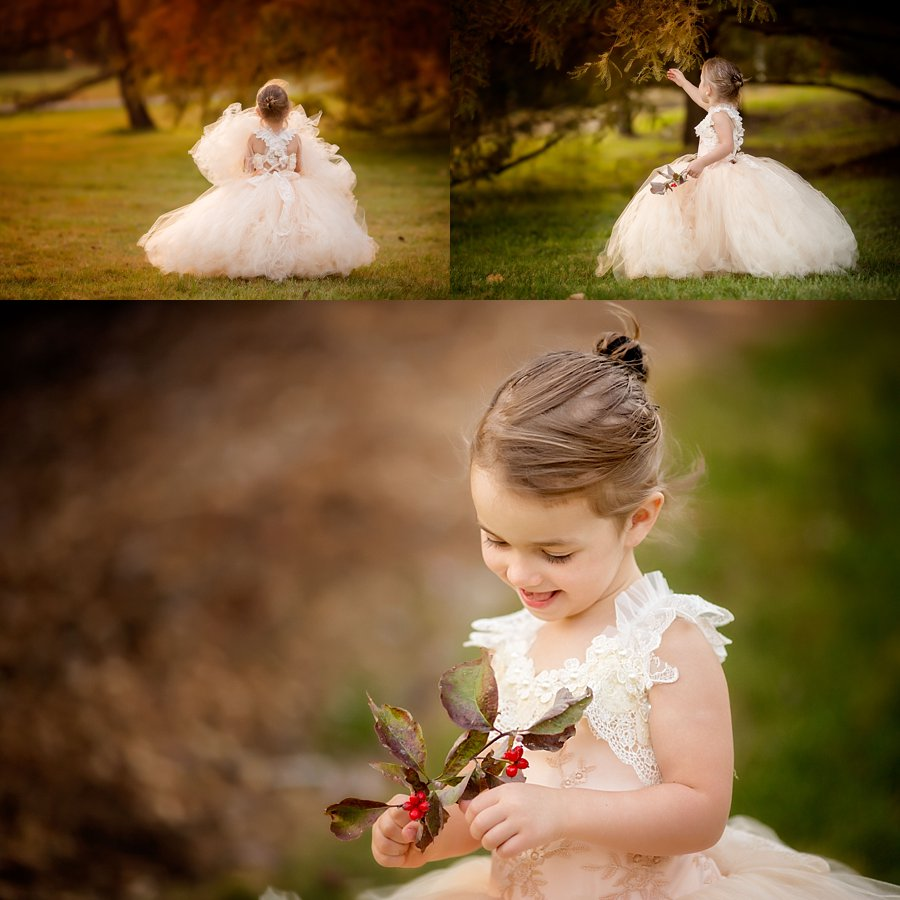 Click to See More! Northern Virginia Children's Photography. Winchester VA Princess Photographer. Outdoor rural princess portraits. www.kensiem.com | Northern Virginia Photographer