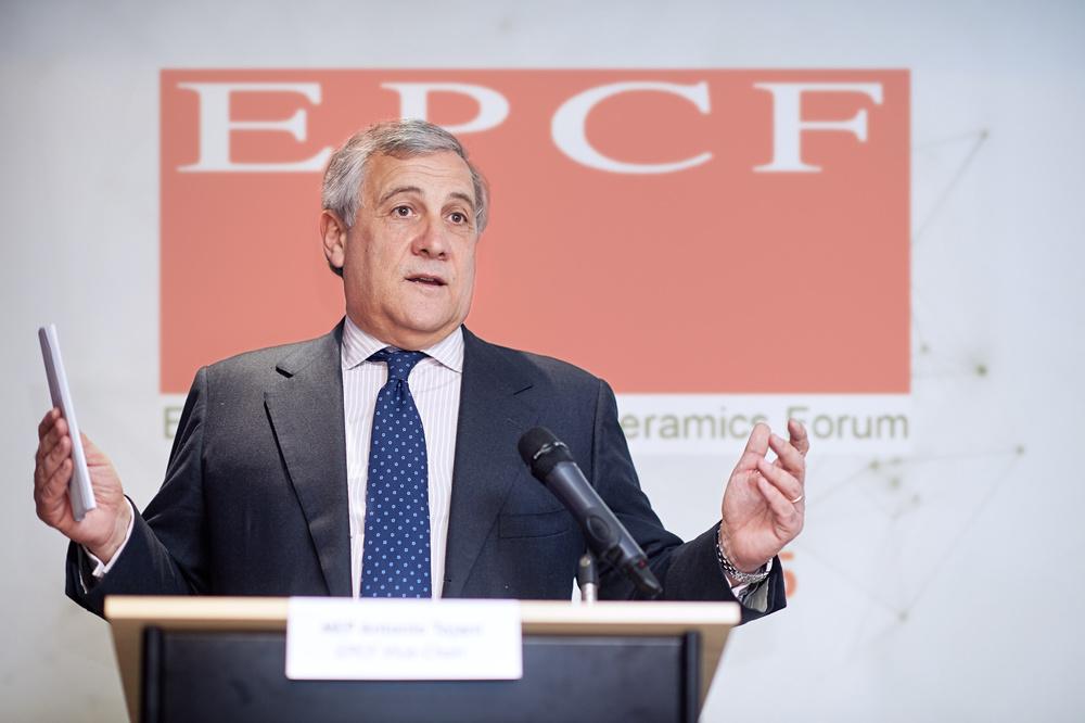 MEP Antonio Tajani