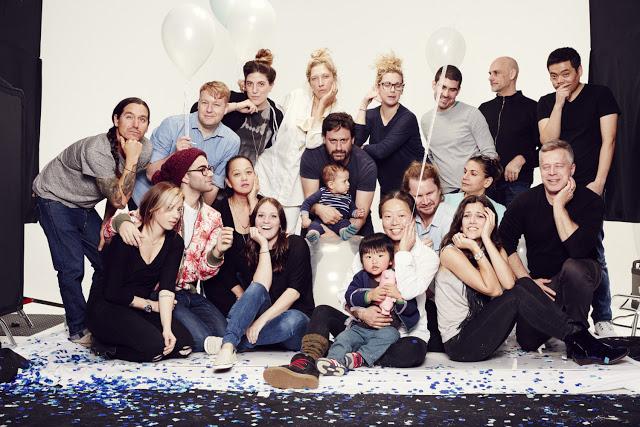 The Team, Photography: Amanda Pratt