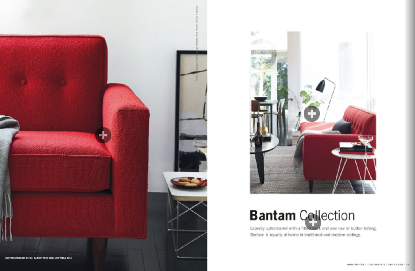 Design Within Reach August Catalog The Story Behind Studio