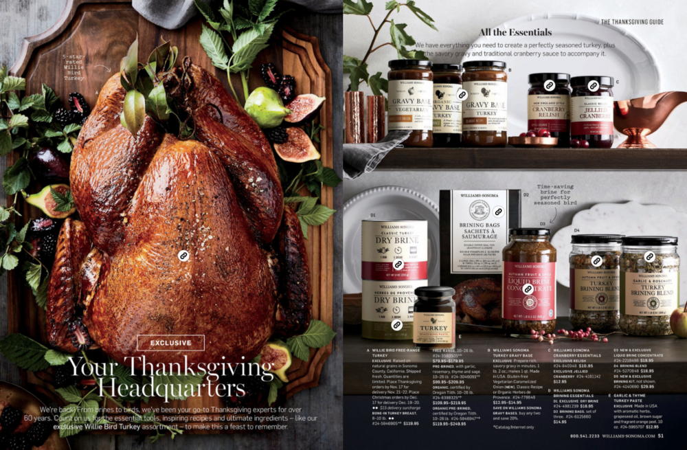 Left: Food Styling: Alison Attenborough, Right: Photography: Sharyn Cairns, Prop Styling: Marcus Hay for SMH, Inc