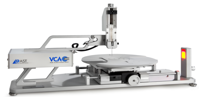 Video Contact Angle - Wafer Surface Analysis System