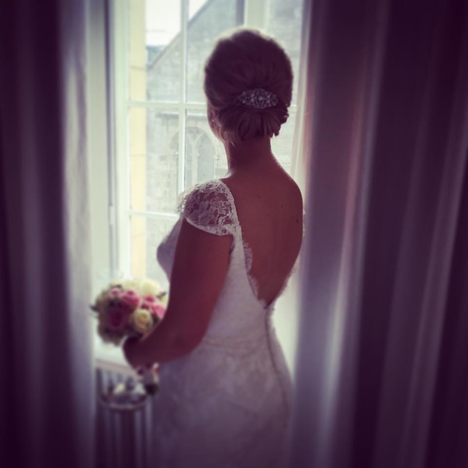 Bridal Hair Edinburgh