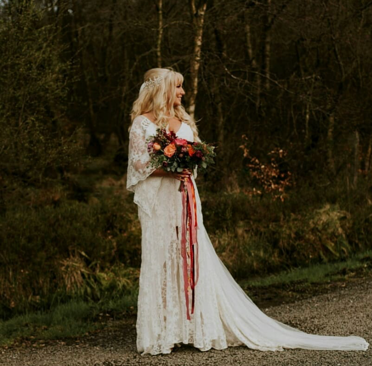 Hair + Makeup |  MHMstyling   Flowers | Mud Glasgow  Photographer | Lana Sabala  Venue | Eden Leisure Village, Cumbernauld