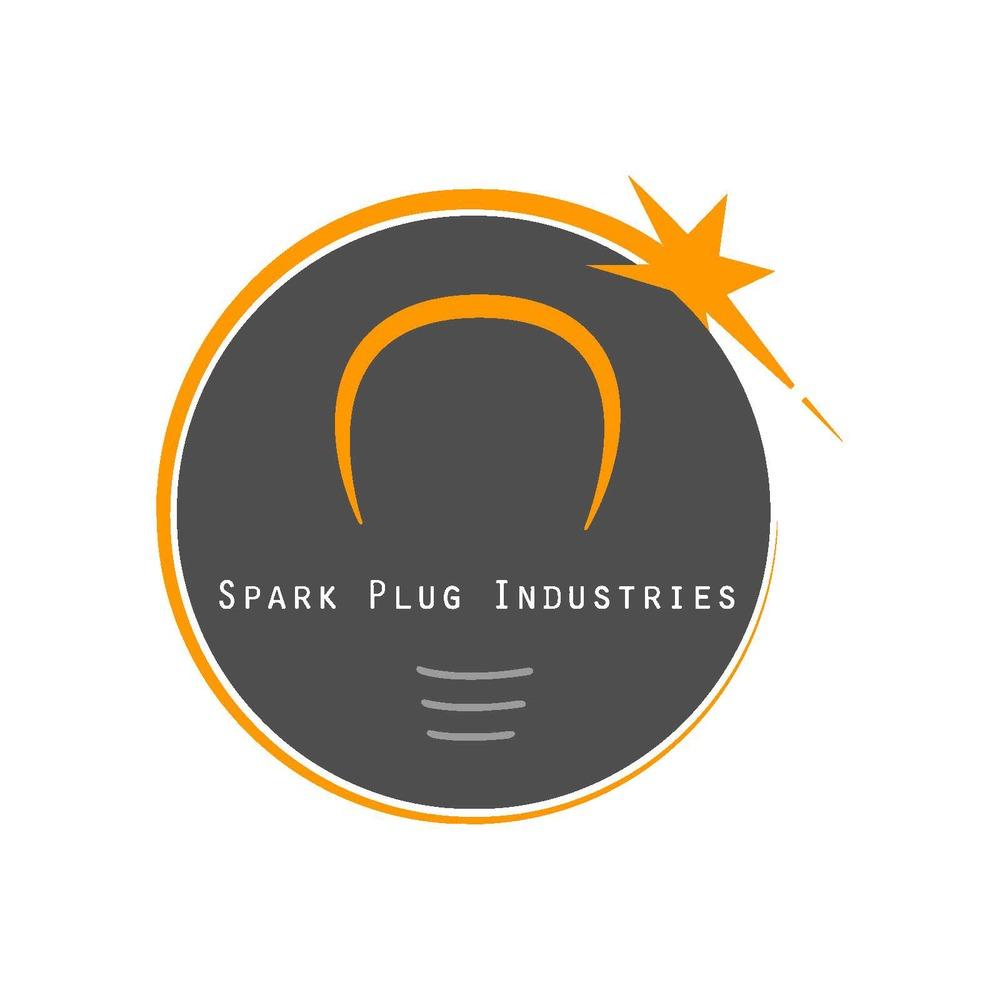 Spark Plug Industries Logo