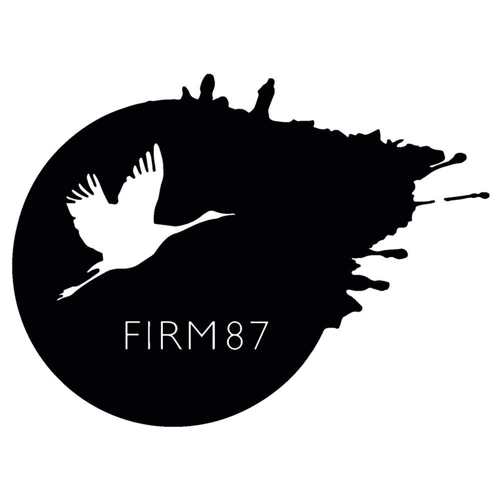 Firm 87 Design Logo