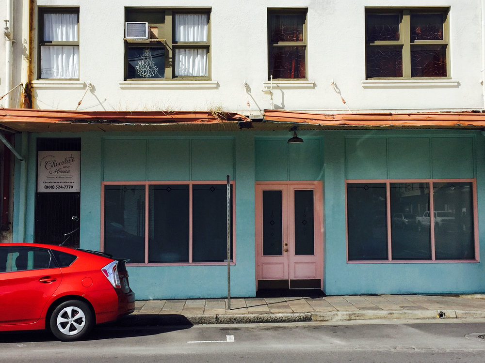 Honolulu's charming and funky chinatown
