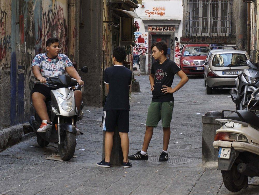 Napoli kids