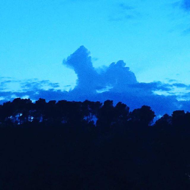 Bonsoir Lourmarin ! Avoir la tète dans les nuages ! ... à demain ! #lapothicairedelourmarin #lagaleriedelapothicaire #conceptstore #lourmarin #luberon #luberon #provence