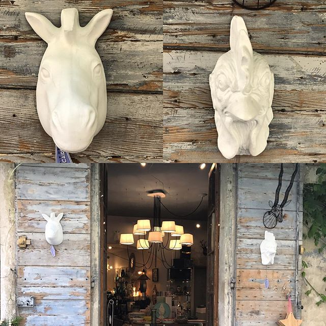 Plutôt #ane ou #coq ? #uptoyou #decoration #deco #home #homedesign #homedecor #homedeco #conceptstore #lourmarin #luberon