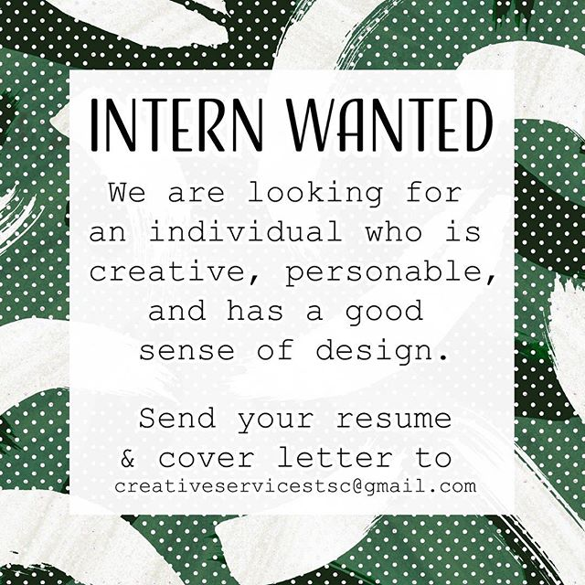 We're currently looking for an intern to help with textile design, mood boards, development & social media! Email us your cover letter, resume & any questions you have!! 💼🎨😎 . . . . . #fashionintern #fashioninternship #fashioninternships #textileinternship #textilecompany #internwanted #internship #internshipprogram #surfacedesigner #nycintern #internshipstudent #studio #digitalprinting
