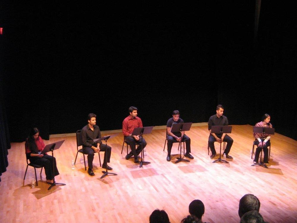 Staged Reading of Abhimanyu 2009