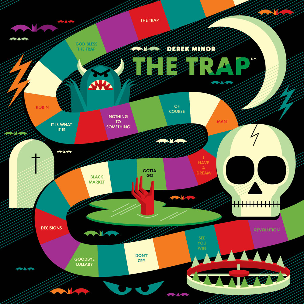 Derek Minor - The Trap
