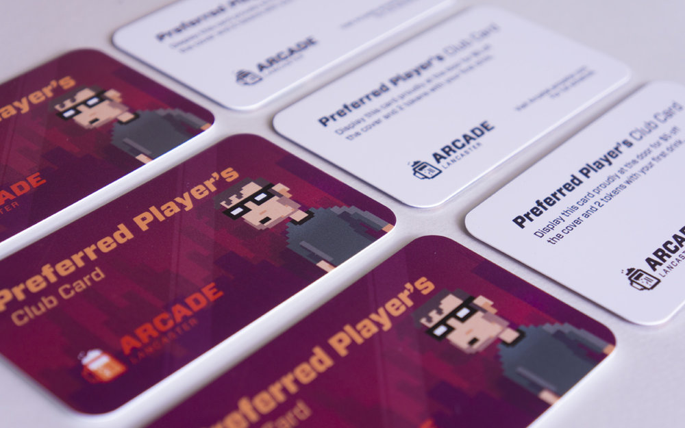 Rewards cards for serious players :P