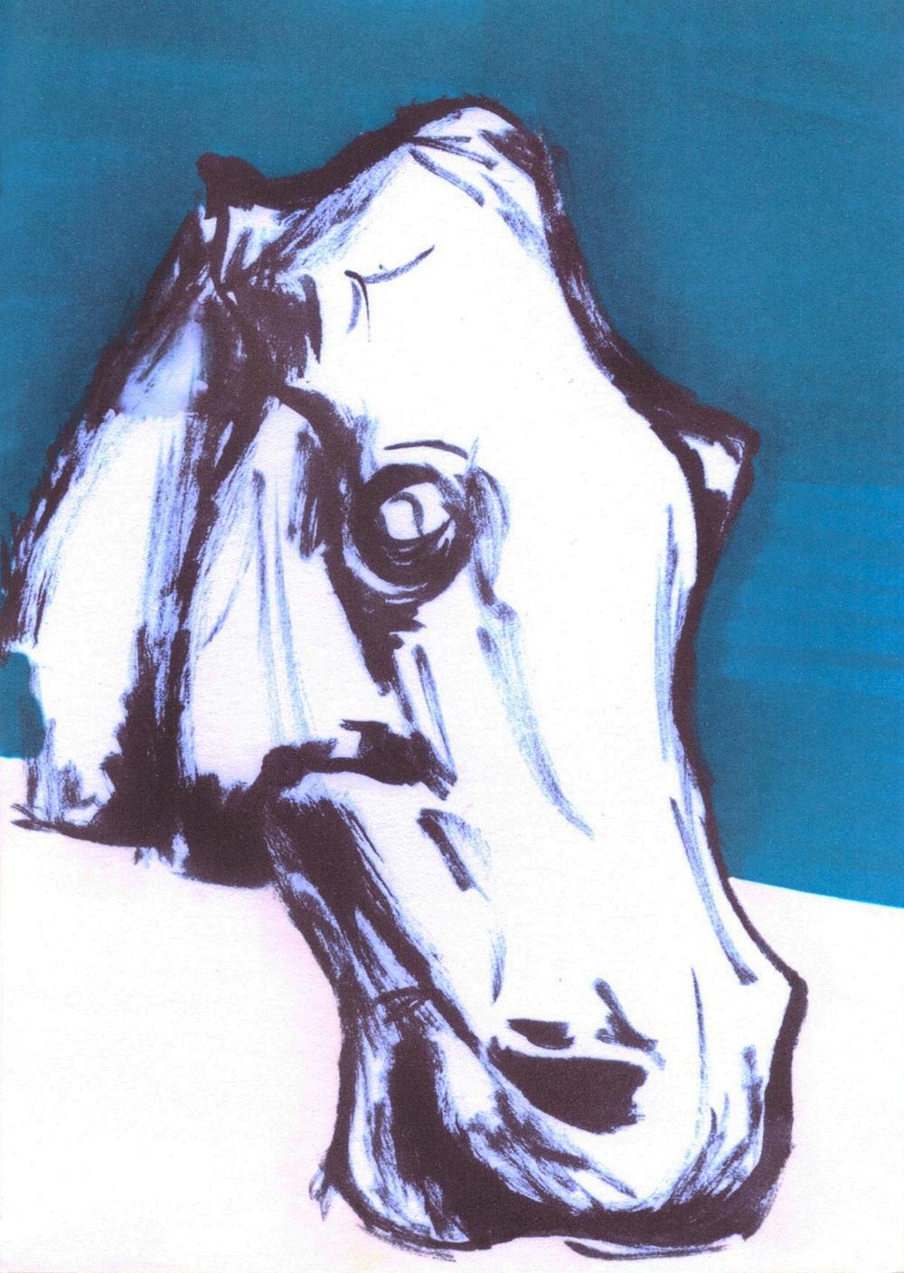 The Parthenon Horse
