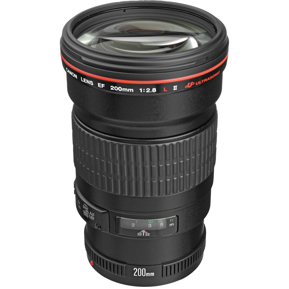 canon 200mm f2.8 telephoto