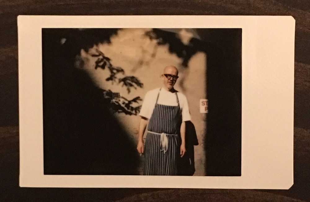 Shot with the classic  Fujifilm instax color film .