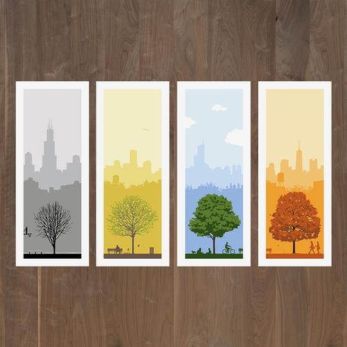 4 SEASONS CHICAGO - Vertical S...