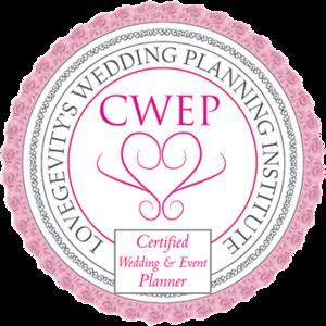 certified wedding planner badgepng