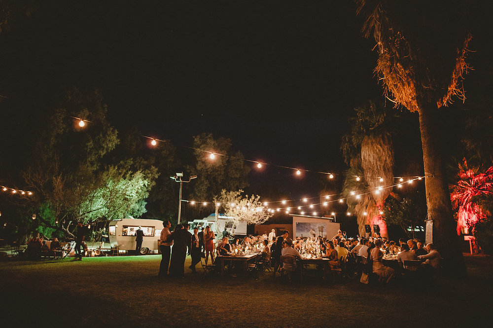 29 Palms Inn Boho Wedding, Art & Soul Events