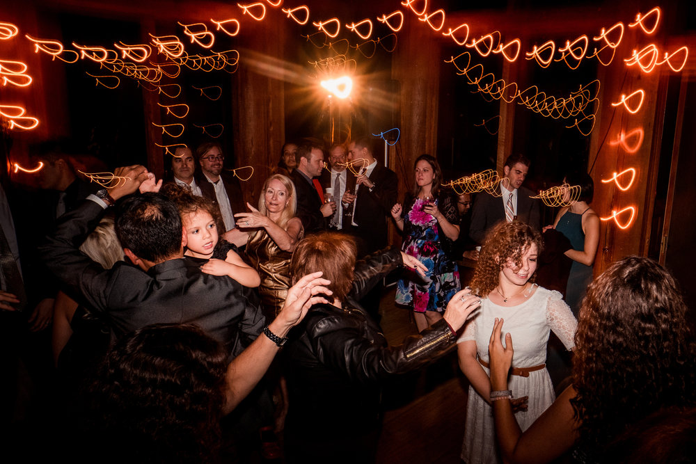 Magical Woodland California Wedding Venue at The Sequoia Retreat Center, Dance Party, Art & Soul Events, Nordica Photography