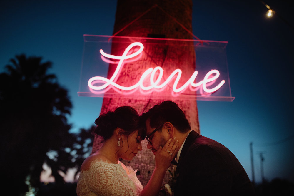 Samantha + Miguel  // Photographer:  June Cochran ,  DJ Maasha