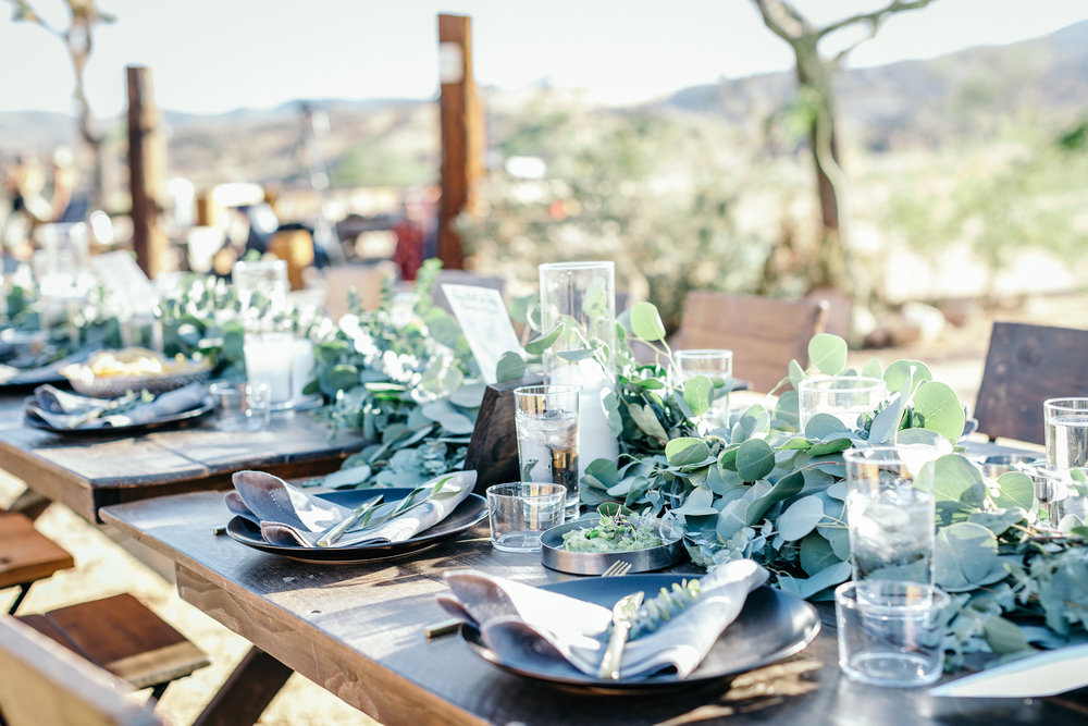 Julie + Shane  // Photographer:  Kiel Rucker , Florals:  Bloom Babes ,  La Pinata Party Rentals