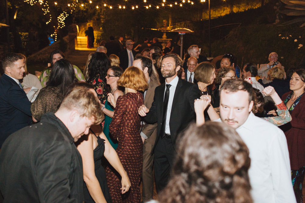 Dance party wedding at The Houdini Estate, Art & Soul Events, Rad + In Love
