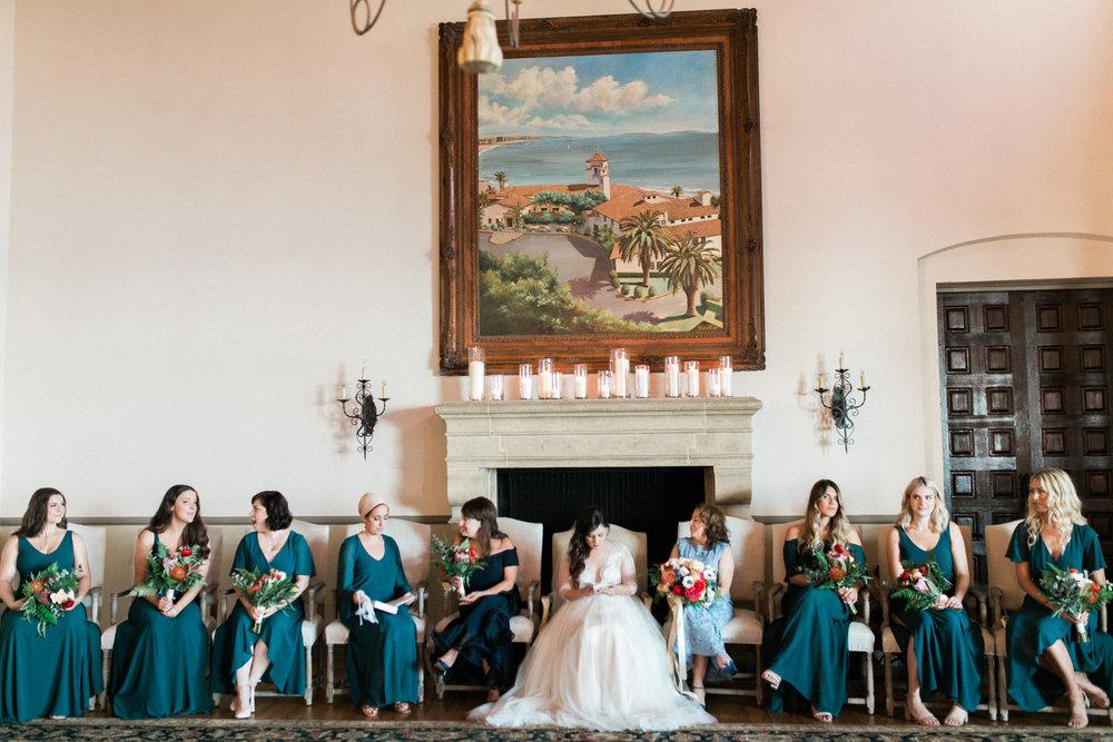 Kabbalat Panim, Jewish Wedding  at Bel Air Bay Club,   Photographer:  Laura Ford