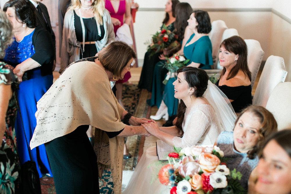 Hakhnassat Kallah,  Jewish Wedding Ceremony at Bel Air Bay Club,     Photographer:  Laura Ford