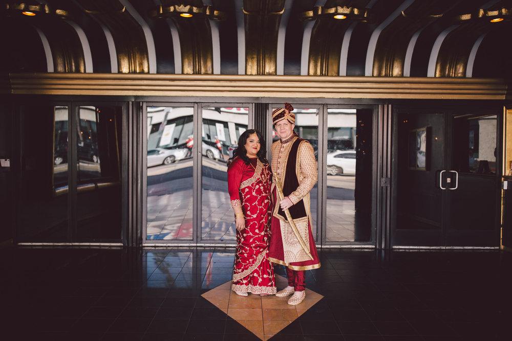 Bold-Unique-Indian-Fusion-Wedding-The-Fonda-Theatre