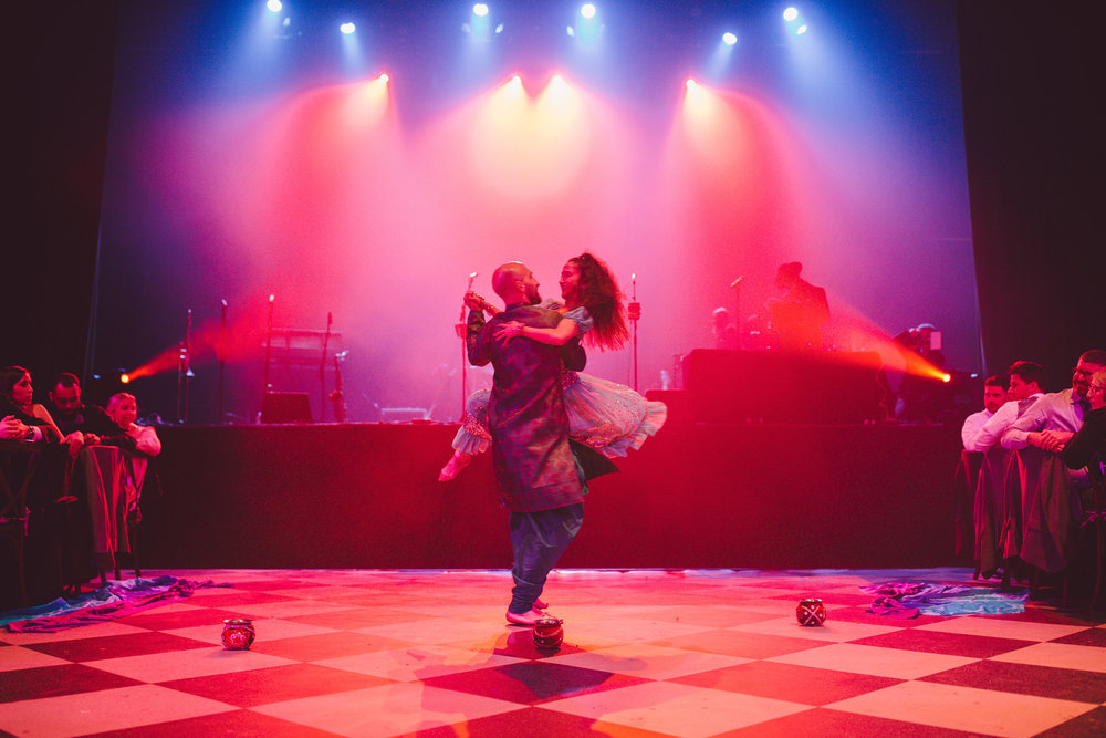 The-Fonda-Theatre-Los-Angeles-Wedding-Planner-Indian-Dancers