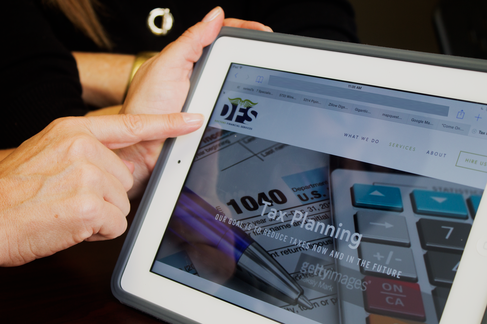 Hire Us u2014 Doctors Financial Services
