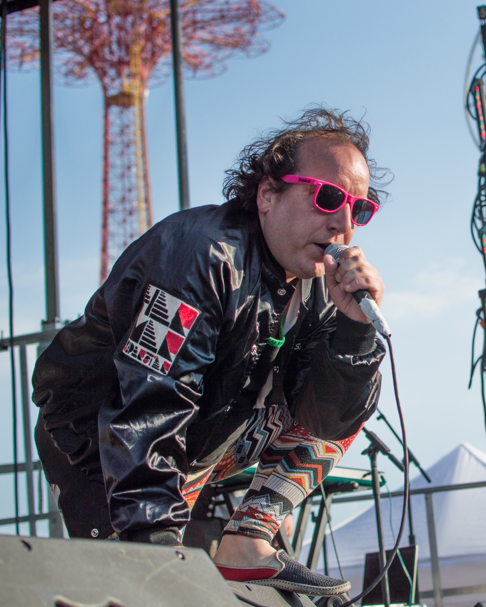 Har Mar Superstar at Burger Beach Bash 2016