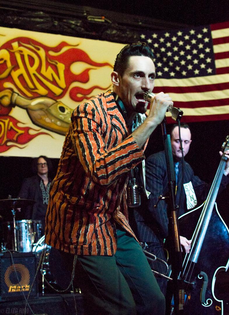 Fright Barker & Sons at Heavy Rebel Weekender 2017