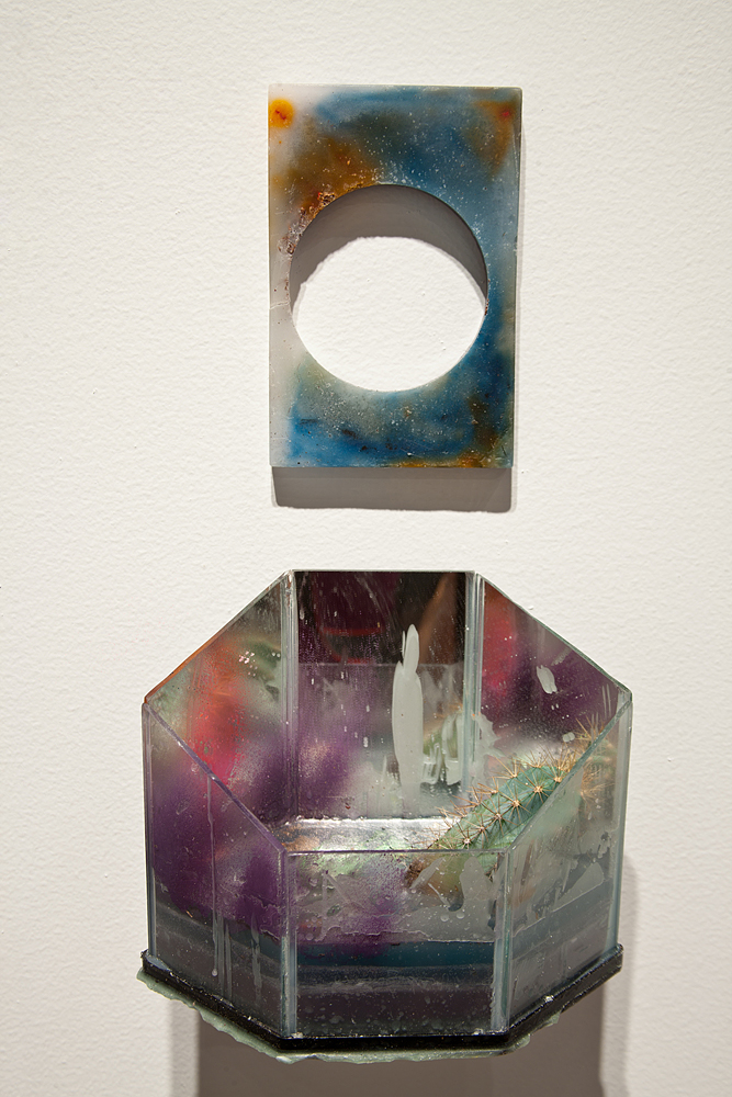 Untitled, 2011, Wax and mixed media, various dimensions