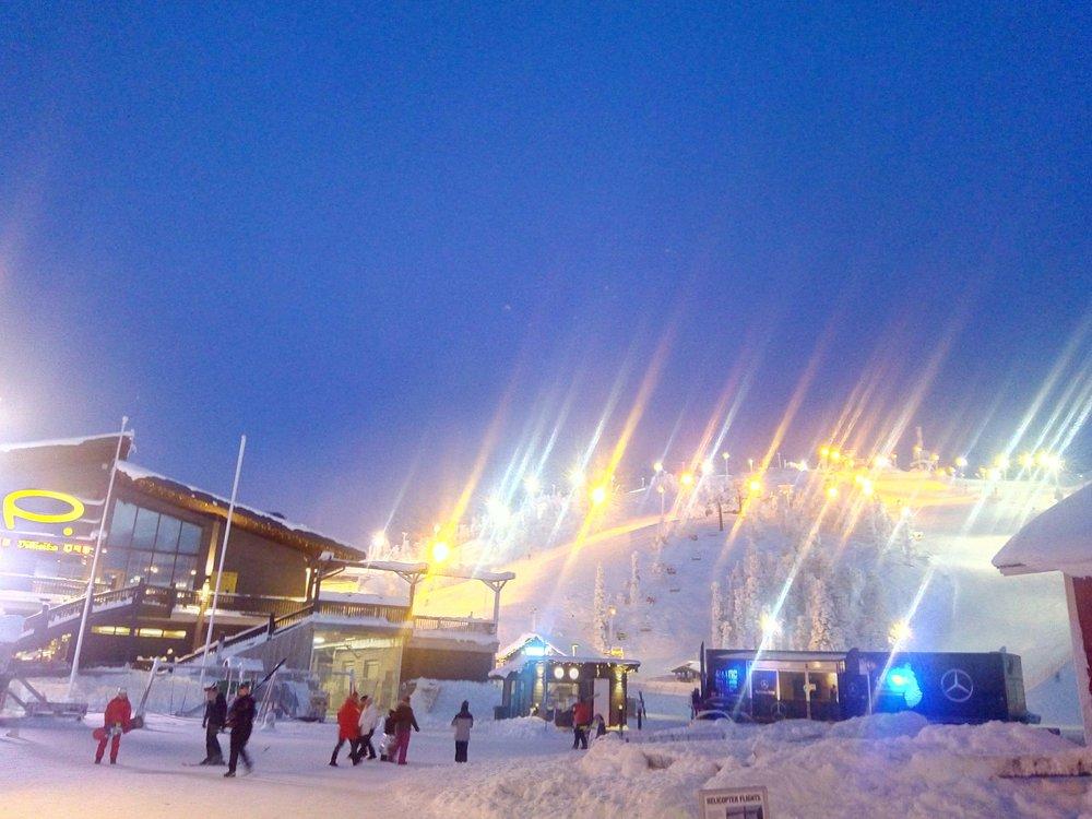 Ruka ski centre