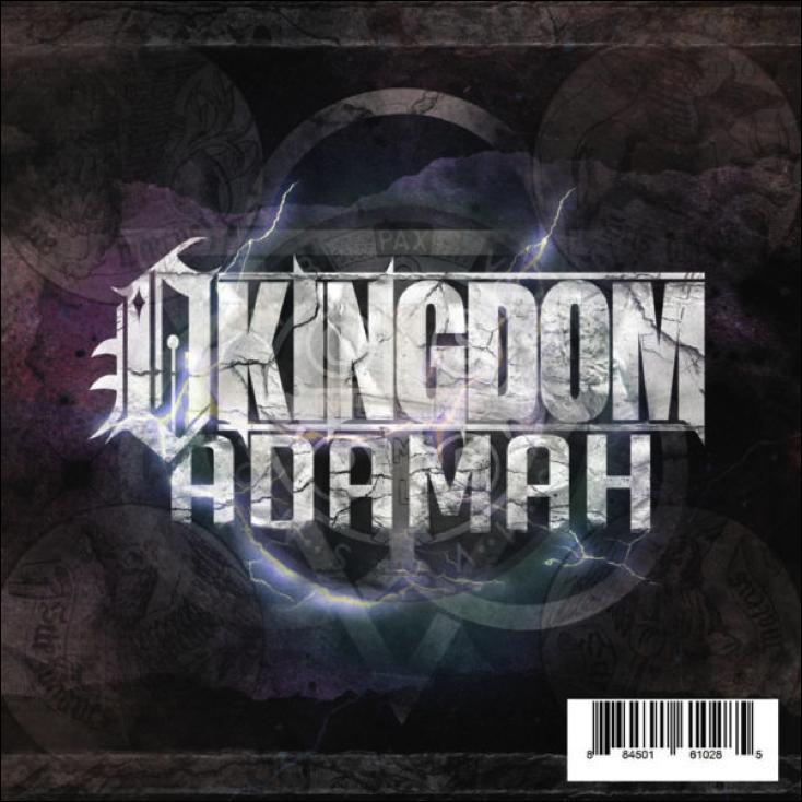 O' Kingdom   Adamah   2011  (Production, Engineering, Mixing)