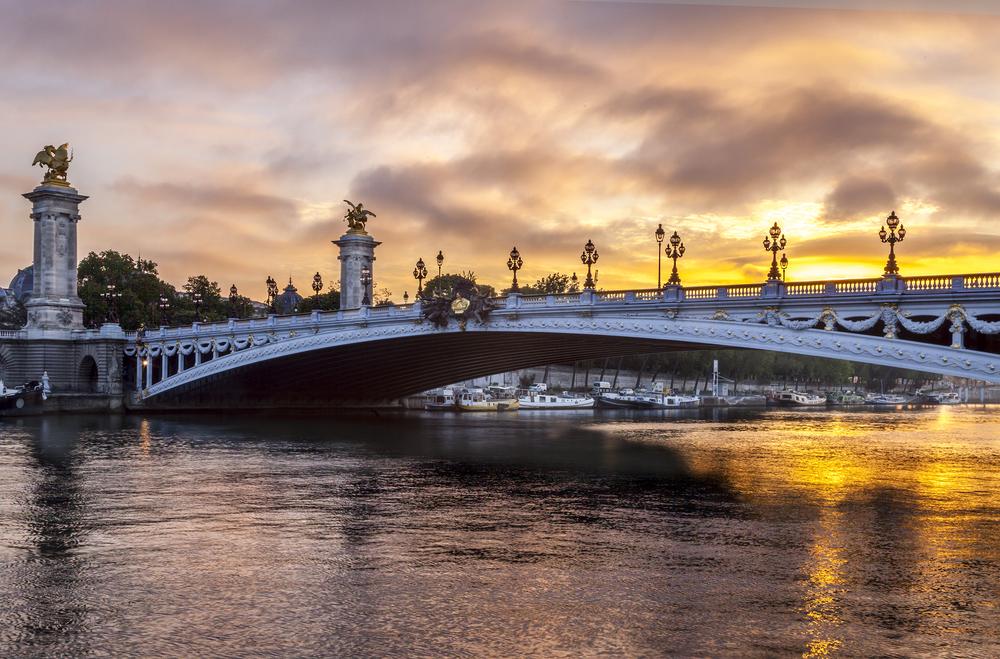 Pont Alexandre Sunrise
