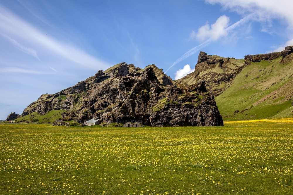 Spring in Iceland